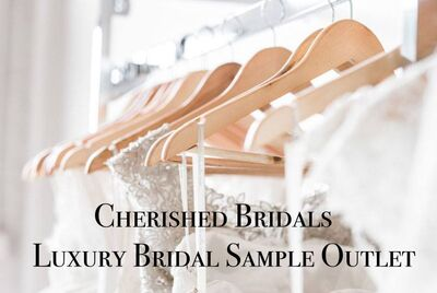 Cherished Bridals, A Bridal Sample Outlet