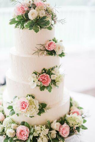 Sweet Hearts Patisserie Wedding Cakes - Annapolis, MD