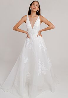 Jenny by Jenny Yoo Miranda A-Line Wedding Dress