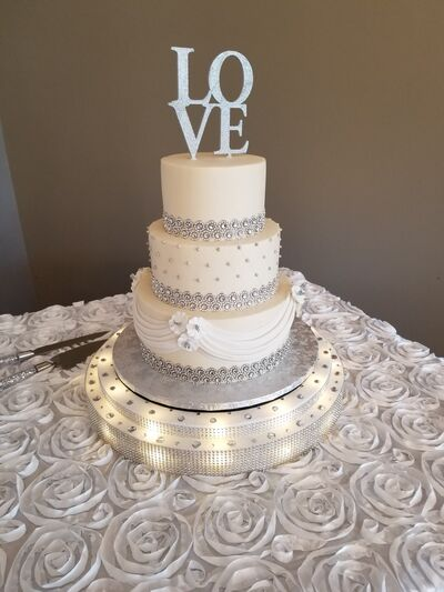 Wedding Cakes - The Knot