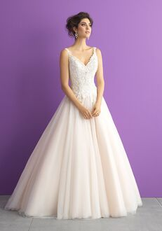 Allure Romance 3015 Ball Gown Wedding Dress