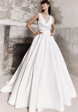 Viktor&Rolf Mariage GRAPHIC DRAPED GOWN Ball Gown Wedding Dress