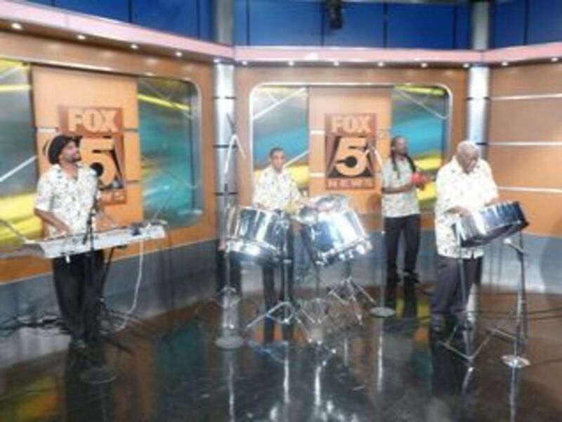 CAISO SteelBand - Steel Drum Band - Washington, DC