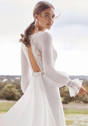 Rosa Clará Boheme ALESSIA A-Line Wedding Dress