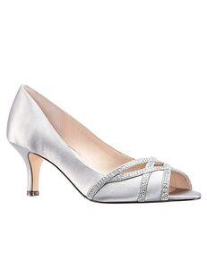 Nina Bridal Manon_Gregige Black, Blue Shoe