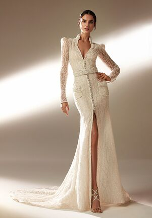 Atelier Pronovias CAMERON Sheath Wedding Dress