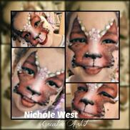 Waterbury, CT Face Painting | Nichole West