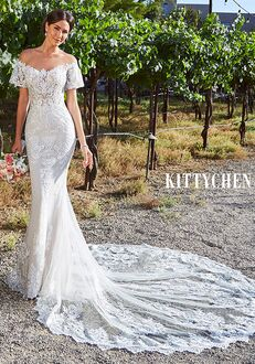 KITTYCHEN AMAYA, H1965 Mermaid Wedding Dress