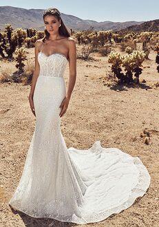 Calla Blanche 19127 Philippa Sheath Wedding Dress