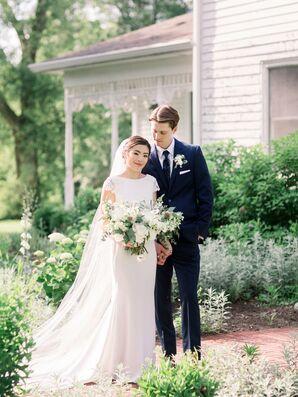 Wedding Portraits in Fayette, Missouri