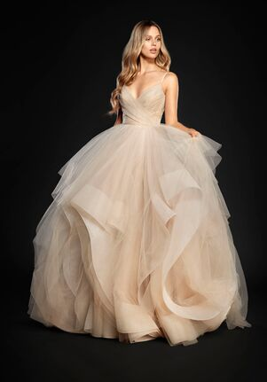 Hayley Paige Chandon-6709 Ball Gown Wedding Dress
