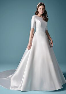 Maggie Sottero RAVEN LEIGH MARIE A-Line Wedding Dress