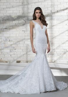 LOVE by Pnina Tornai for Kleinfeld 14696 Mermaid Wedding Dress