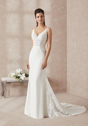 Adrianna Papell Platinum 31157 Wedding Dress