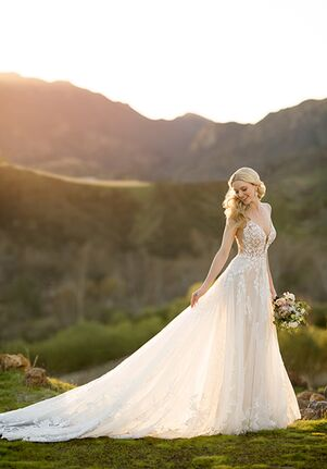 Martina Liana 1137 A-Line Wedding Dress
