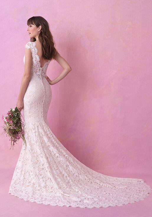 Allure Romance 3165 Sheath Wedding Dress
