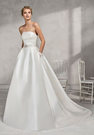 Luna Novias HONEY A-Line Wedding Dress