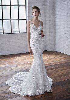 Badgley Mischka Bride Claire Mermaid Wedding Dress