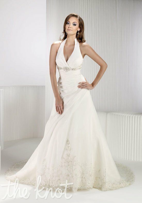 Kenneth winston 1417 wedding dress the knot for The knot gift registry