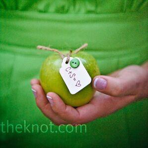 Granny Smith Apple Decor