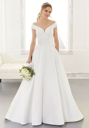 Morilee by Madeline Gardner Ainsley A-Line Wedding Dress