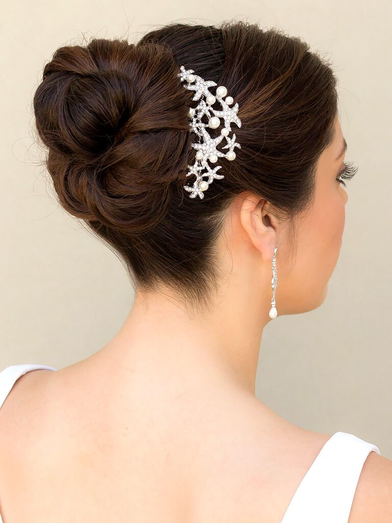 Hair Comes The Bride Beach Bridal Accessories