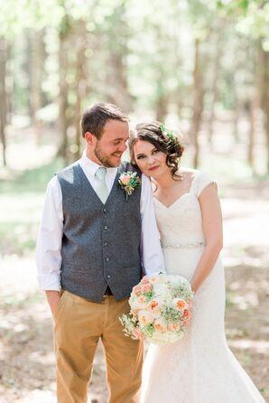 Sleepy Hollow Wedding in Arkansas