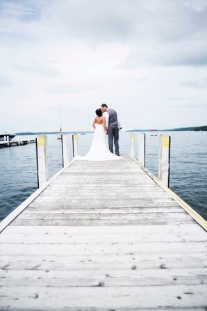 Nautical Wedding at Lake Geneva