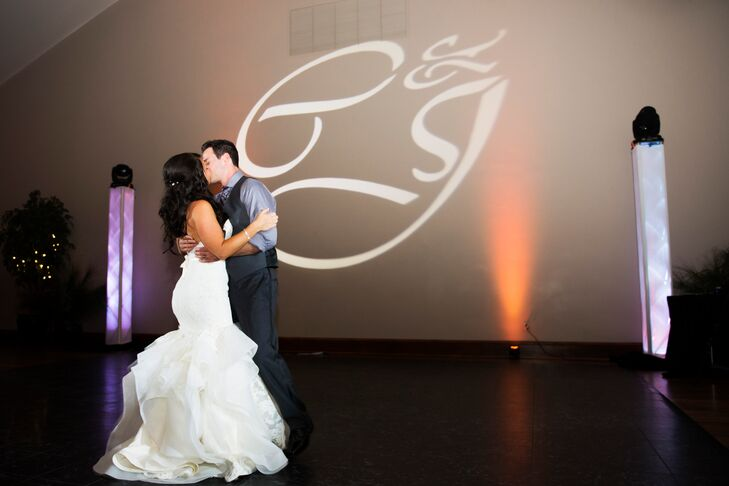 Cara and Josh First Dance at Cielo at Castle Pines