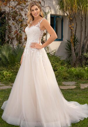 Beloved by Casablanca Bridal BL312 Freya A-Line Wedding Dress