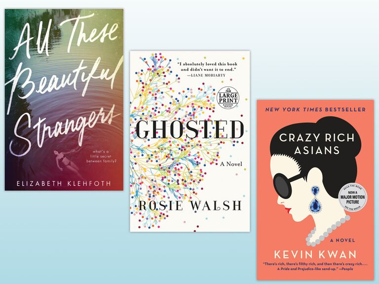 All These Beautiful Strangers, Ghosted, Crazy Rich Asians
