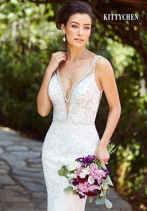 KITTYCHEN KYRA, H1942 Mermaid Wedding Dress
