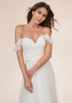 Moonlight Tango T863 A-Line Wedding Dress