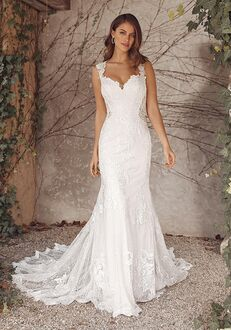 Justin Alexander Alana Mermaid Wedding Dress