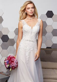 Jessica Morgan ADORE, J1830 A-Line Wedding Dress