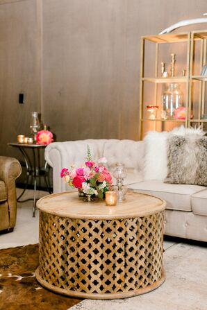 Modern Lounge Furniture at Reception