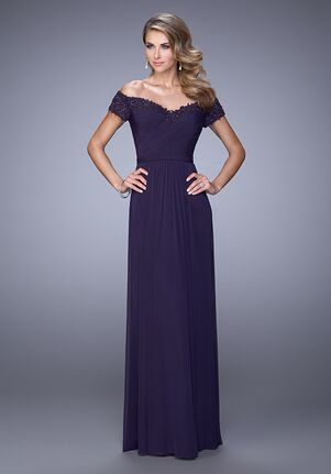 La Femme Evening 21613 Mother Of The Bride Dress