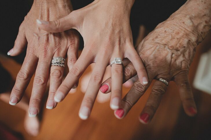 Generations of Wedding Rings
