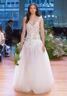 Monique Lhuillier Chantal A-Line Wedding Dress
