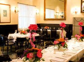Ouisie's Table - Main Dining Room - Restaurant - Houston, TX