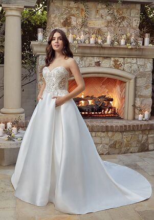Casablanca Bridal Style 2442 Sabrina Ball Gown Wedding Dress