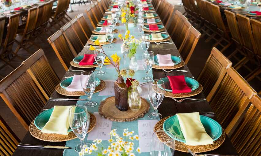 Summer Camp party themed inspiration and ideas