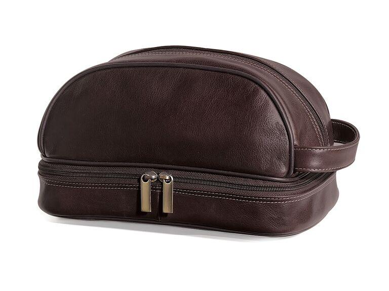 The GI s Leather Toiletry Kit best groomsmen gift f0b7729efff98