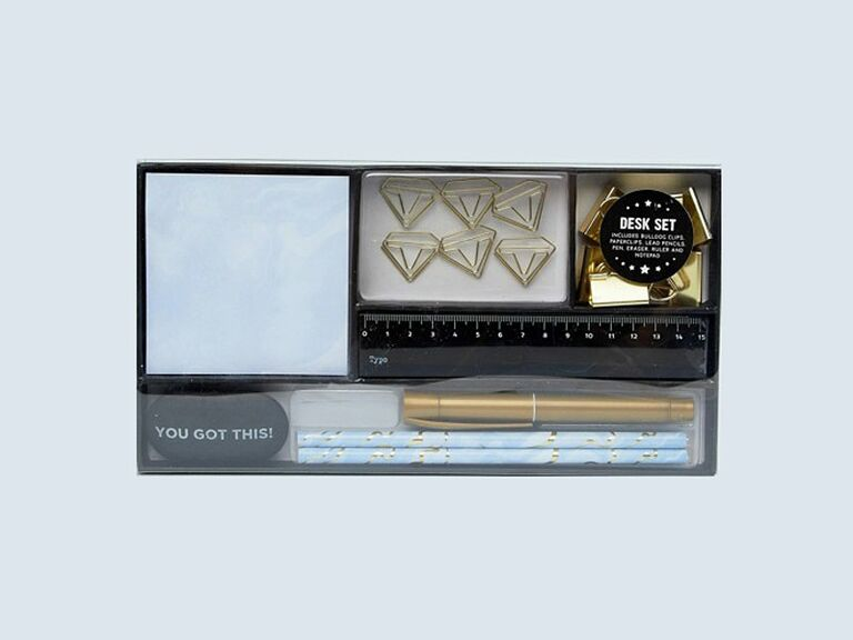 Stationery Gift Set For Engaged Friend
