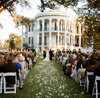Wedding reception venues in new orleans la the knot nottoway plantation resort junglespirit Choice Image