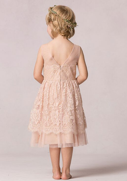 d1a5152bb Jenny Yoo Collection (Maids) Ella Flower Girl Dress   The Knot