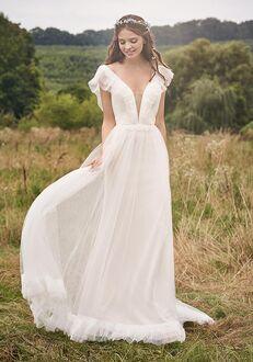 Lillian West 66128 A-Line Wedding Dress