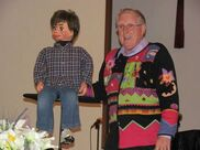 Hilliard, OH Balloon Twister | Dean's Balloons, Comedy Magic and Ventriloquism