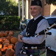 Houston, TX Bagpipes | Richard Kean