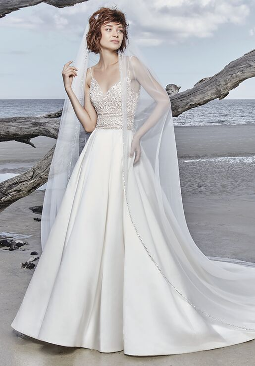 Sottero And Midgley Saylor Ball Gown Wedding Dress